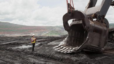 image of giant excavator/extractor, Canyon Coal confirms coals necessity latest harland resources news