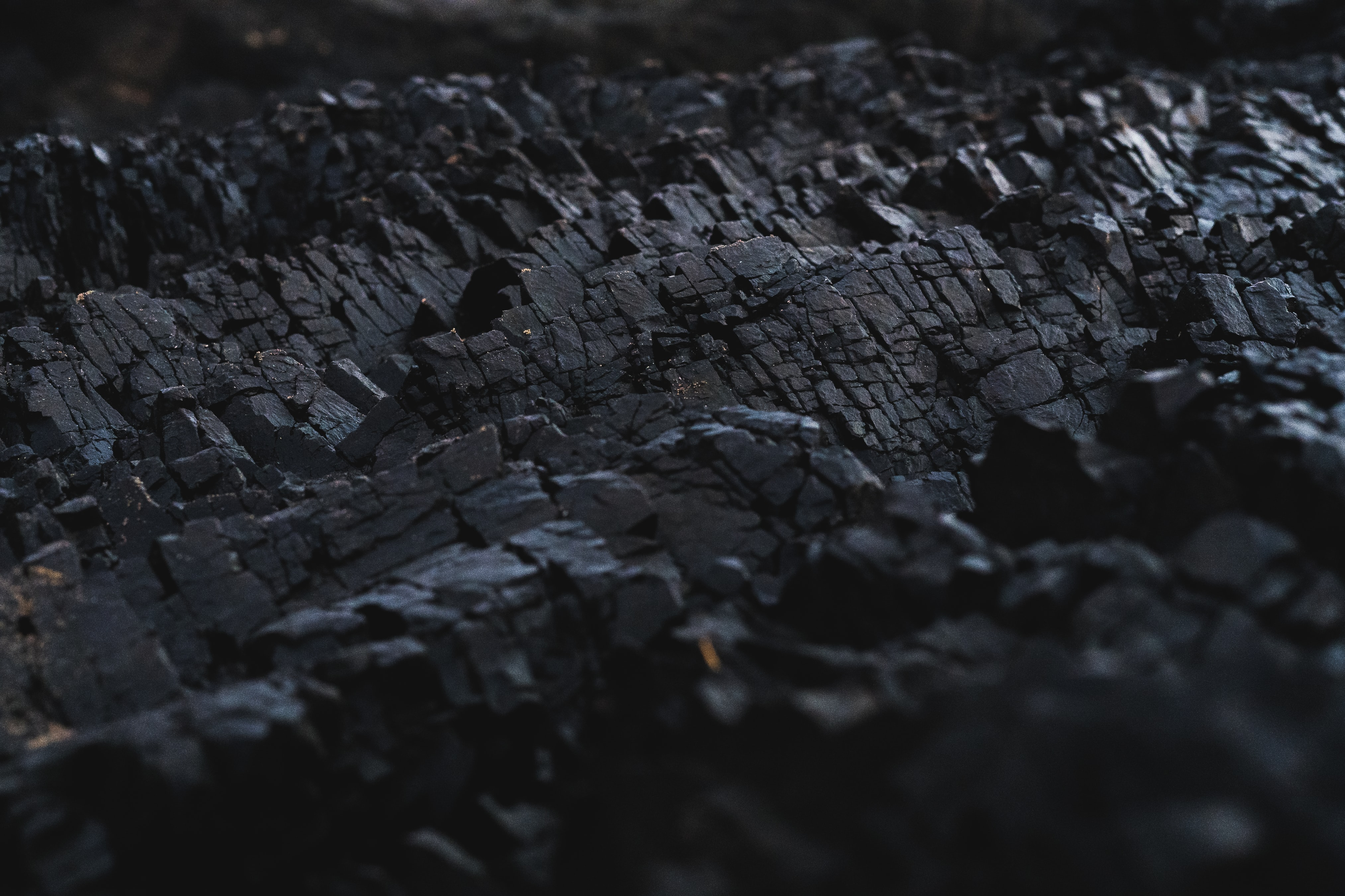 image of mined coal from Queensland mine Byerwen for the harland resources news page